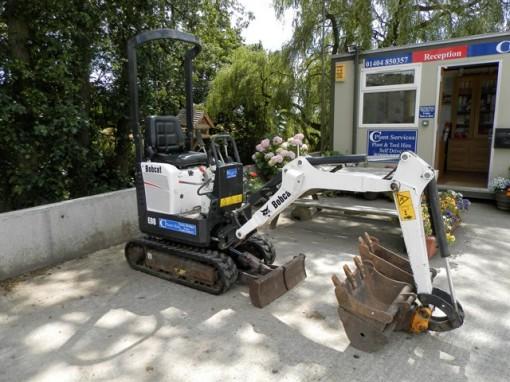 3/4 Ton Micro Excavators