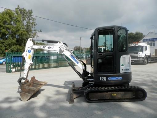 3 Ton Mini Excavators
