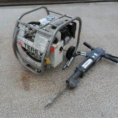 Hydraulic Breaker Packs